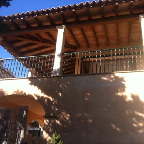 barandillas en Mallorca